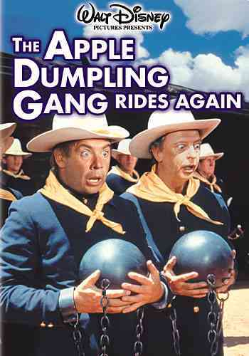 APPLE DUMPLING GANG RIDES AGAIN BY KNOTTS,DON (DVD)