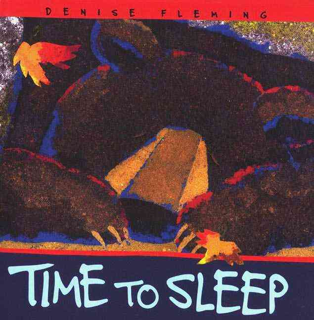 Time to Sleep By Fleming, Denise
